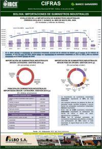 Bolivia: Importación de Suministros Industriales
