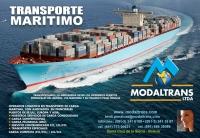 Transporte Marítimo MODALTRANS LTDA.