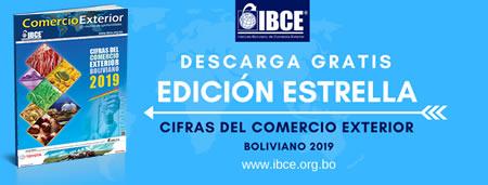 Descargue - Cifras del Comercio Exterior Boliviano 2019