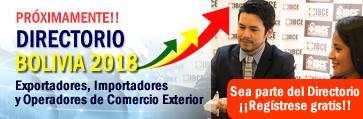 DIRECTORIO IBCE 2018