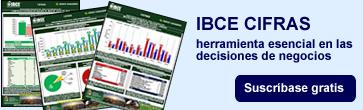 Suscríbase al IBCE CIFRAS