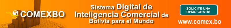 Sistema Digital de Inteligencia Comercial de Bolivia para el Mundo