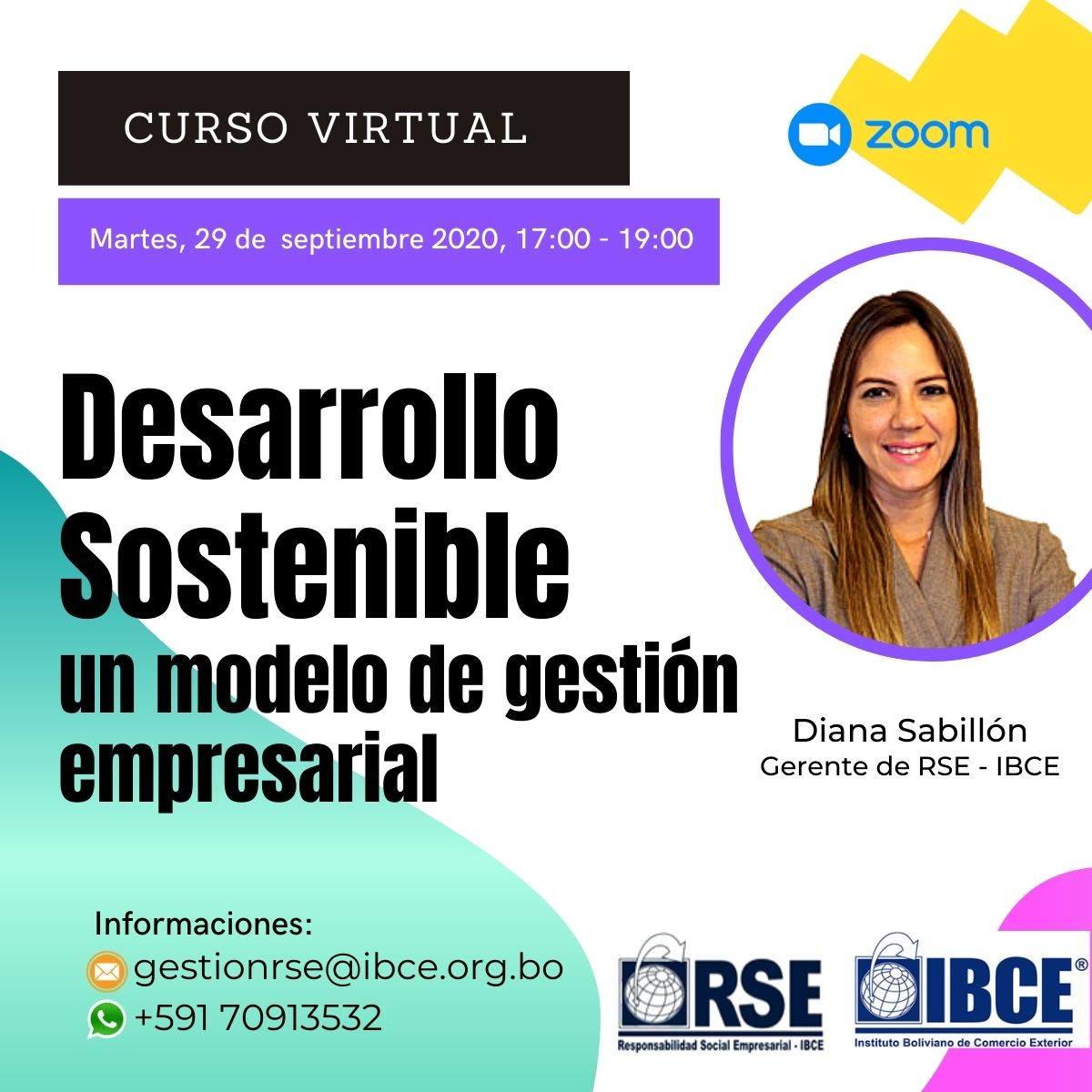 Taller Virtual: Desarrollo sostenible