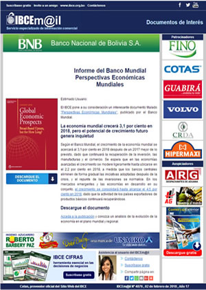 Boletín IBCEmail - Documentos de interés