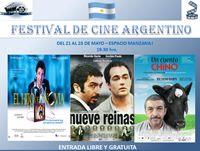 Asista al Festival de Cine Argentino