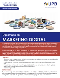 Diplomado en Marketing Digital ( 7 de septiembre)