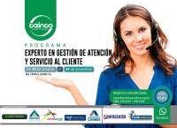 Programa: Experto en Gestión de Atención y Servicio al Cliente