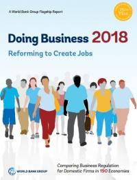 DOING BUSINESS 2018: Reformando para la creación de empleos