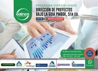 Programa Especializado: Dirección de Proyectos bajo la Guía PMBOK, 5ta edición