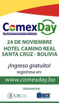 COMEXDAY 2017  - Día del Comercio Exterior Boliviano