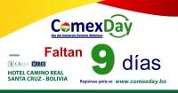 FALTAN 9 DÍAS - COMEXDAY 2017