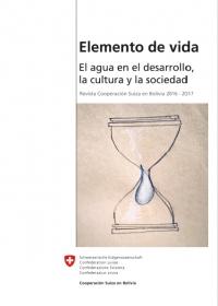 ELEMENTO DE VIDA: El agua en el desarrollo, la cultura y la sociedad