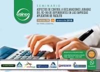 Seminario: Aspectos de Control a Declaraciones Juradas del RC-IVA de dependientes en las empresas - Aplicativo de Facilito