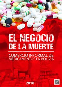 El negocio de la muerte: Comercio infomal de medicamentos en Bolivia