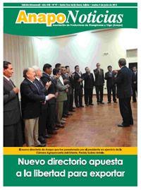 ANAPO Noticias presenta: Nuevo directorio apuesta a la libertad para exportar