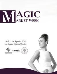 Visite la Feria Internacional MAGIC MARKET WEEK - Las Vegas, Estados Unidos