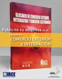 Publicite en la Nueva Versión 2013 del Glosario de Comercio Exterior e Integración