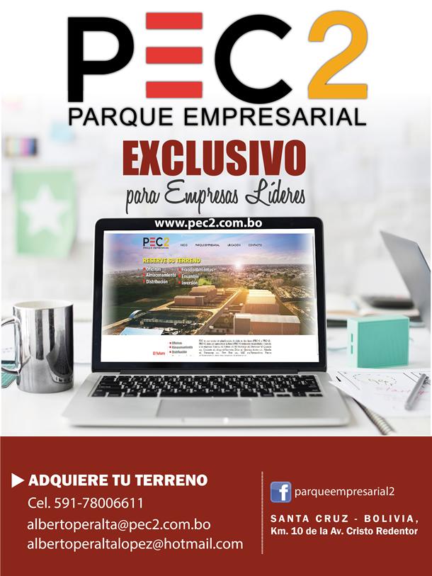PEC2 Exclusivo para empresas líderes