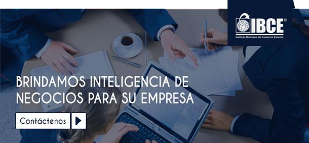 IBCE brinda inteligencia de negocios para búsqueda de mercados y potenciales compradores