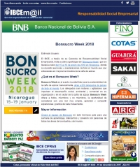 Bonsucro Week 2018