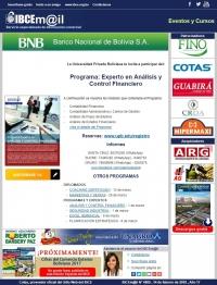 Experto en Análisis y Control Financiero