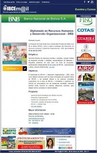 Diplomado en Recursos Humanos y Desarrollo Organizacional - DRD