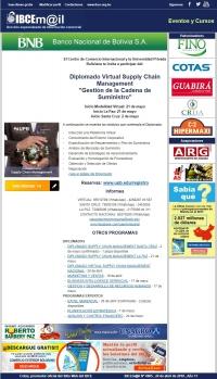 UPB Diplomado Virtual en Gestión de la Cadena de Suministros