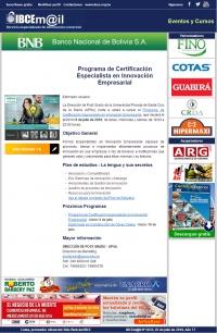 Programa de Certificación Especialista en Innovación Empresarial