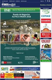 Rueda de Negocios - Alpaca Moda 2018