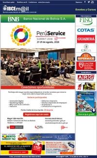 Perú Service Summit 2018   27 - 29 de agosto