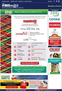 EXPOTEXTIL PERÚ - Del 08 al 11 de noviembre de 2018