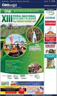 EXPOCAÑA 2018 - XIII Feria Nacional de la Caña y el Azúcar
