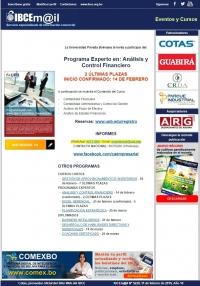 Programa Experto en: Análisis y Control Financiero