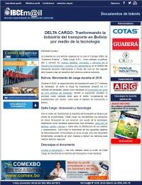 DELTA CARGO: Tranformando la industria del transporte en Bolivia por medio de la tecnología