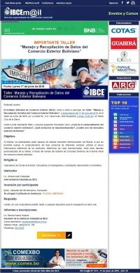 Taller: Manejo de Herramientas para la Investigación de Mercados Internacionales