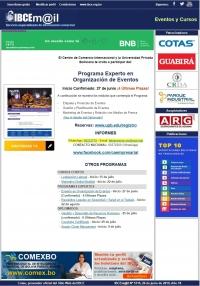Programa Experto en Organización de Eventos