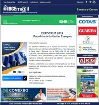 EXPOCRUZ 2019: Pabellón de la Unión Europea