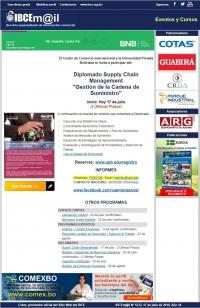 Hoy 17 de julio - Diplomado Supply Chain Management
