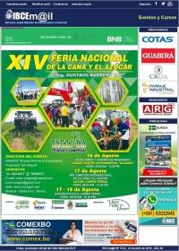 XIV - Feria Nacional de la Caña y el Azúcar