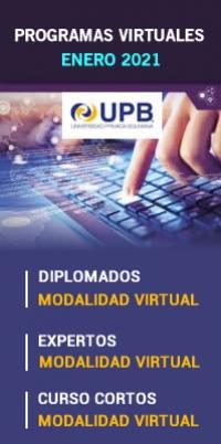 La Universidad Privada Boliviana te invita a participar de los Programas Virtuales a aperturarse en el mes de enero de 2021 a nivel nacional