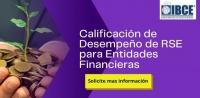 Calificación de Desempeño de RSE para Entidades Financieras