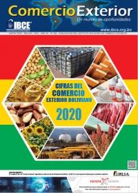 ¡EDICIÓN ESTRELLA! Cifras del Comercio Exterior Boliviano 2020