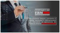 Asesoramiento legal y técnico en materia aduanera y comercio exterior