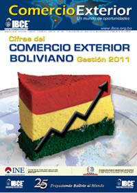 Cifras del Comercio Exterior Boliviano Gestión 2011