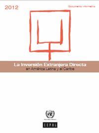 La IED alcanzó cifra récord en América Latina