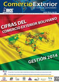 Cifras del Comercio Exterior Boliviano - Gestión 2014