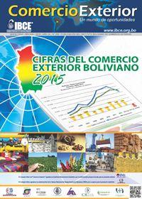 Cifras del Comercio Exterior Boliviano - Gestión 2015