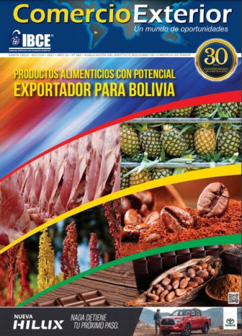 Edición Especial Comercio Exterior - 30 Aniversario