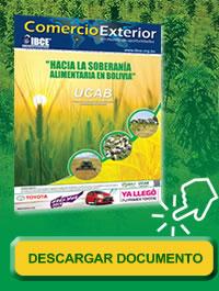 banner de Periódico Comercio Exterior - UCAB: Hacia la soberanía alimentaria en Bolivia