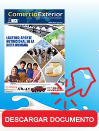 banner de Periódico Comercio Exterior - Lacteos: Aporte Nutricional en la Dieta Humana